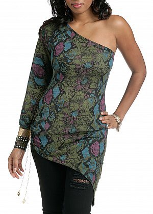 Новое платье-туника от Rocawear