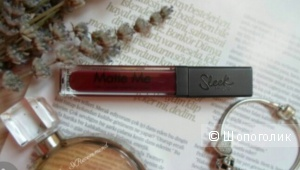 Sleek Makeup matte me 1041 vino tinto