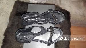 Босоножки - сандали кожаные р. 40 Германия