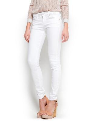 Белые джинсы Mango, размер 34, на российский 40.