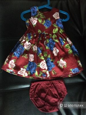 Платье Carter's 18M