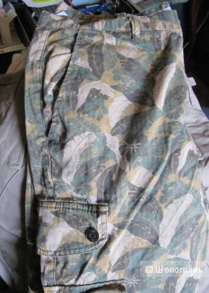 Камуфляжные штаны Under Two Flags camo мужские 34х32