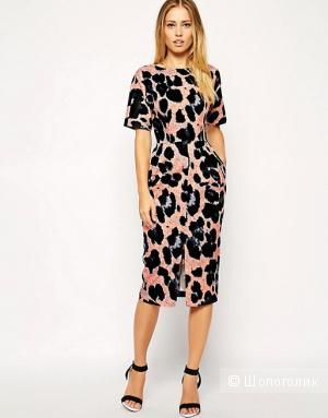 Платье Asos, uk 8.