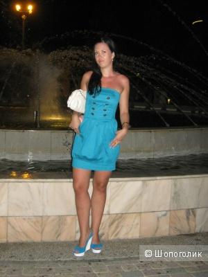 Платье-бандо р-р S