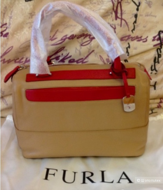 Новая сумка Furla оригинал.
