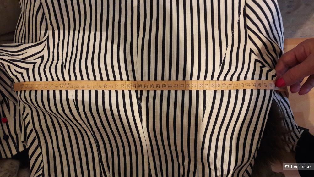 Пиджак швейцарского бренда Caterina Leman, размер 38 на наш 44