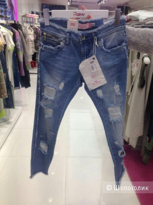 Новые джинсы Raw ,размер М