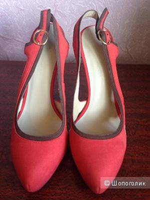 Продам туфли Laura valorosa, размер 38