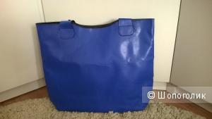 Новая сумка-пакет, полиуритан