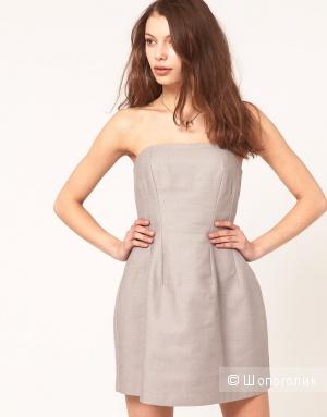 Платье бандо Asos UK8