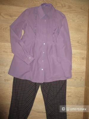 Рубашка для беременных I love mum, 46 размер