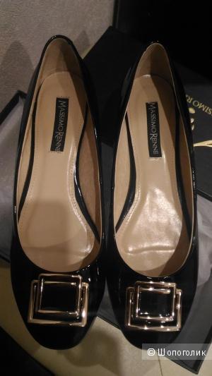 Новые туфли балетки Massimo Renne 39 размер