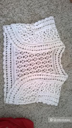 Вязаное болеро, размер 42