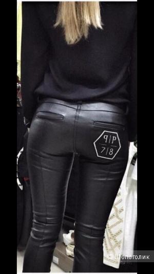 Новые брюки под кожу PP Турция 46.