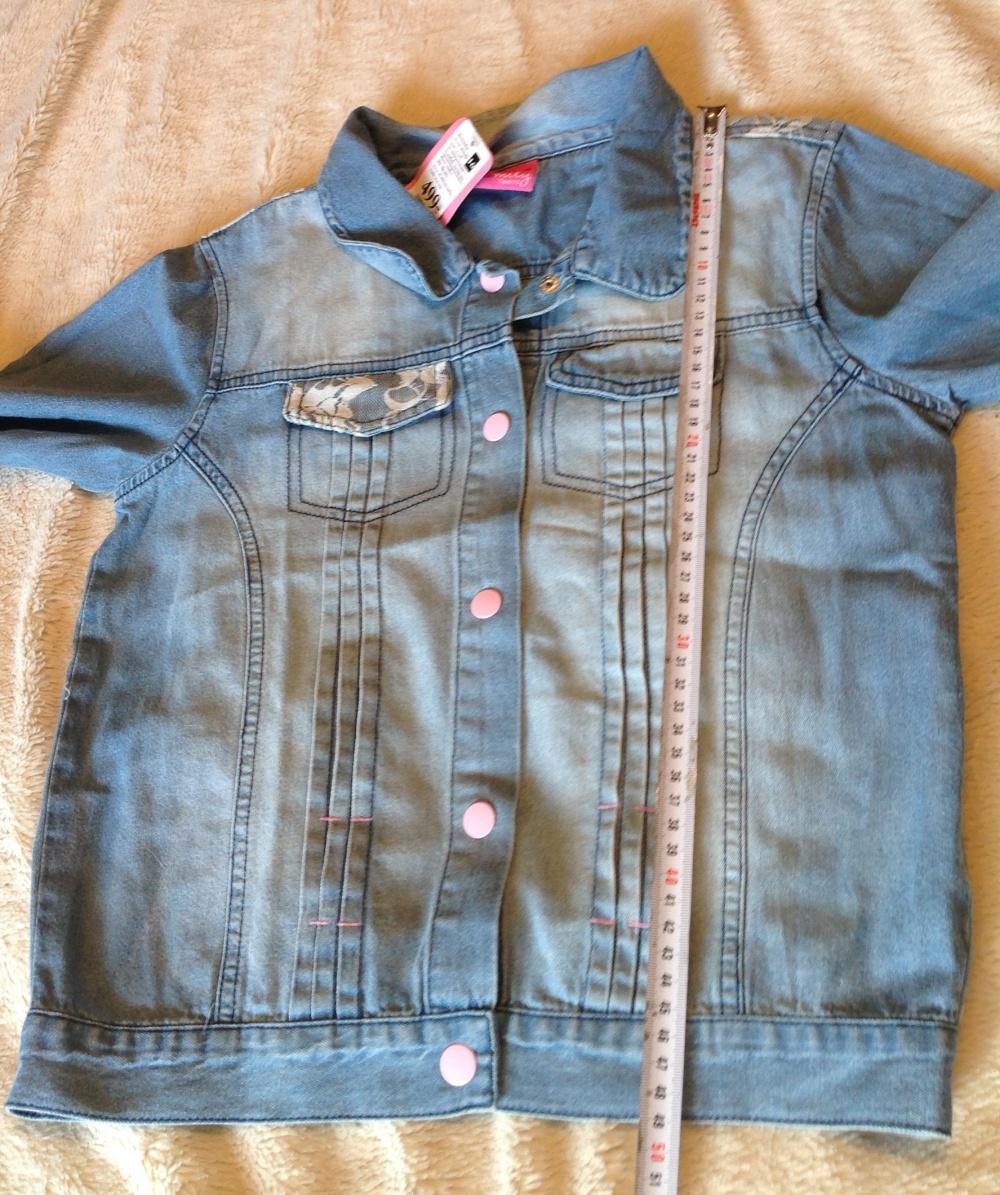 Джинсовая куртка, размер 40-42