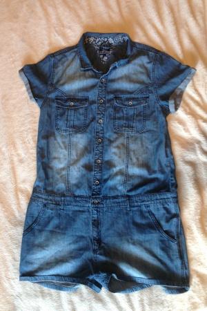 Джинсовый комбинезон, B.Tboy Jeans, XL