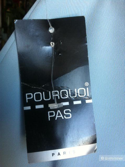 Брюки POURQUOI RAS,Франция,3 Fr(46-48russ)