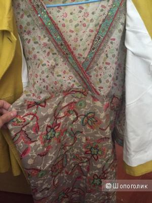 Рубашка-туника 36 размер