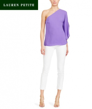 Белые брюки Ralph Lauren 2petite