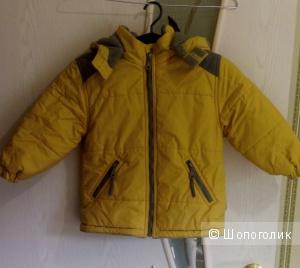 Куртка для мальчика, LEMMI, 104 размер