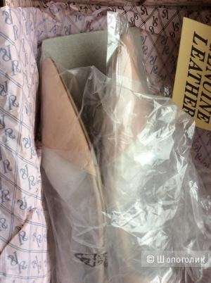 Новые балетки с прозрачными вставками от Victoria's Secret 7.5