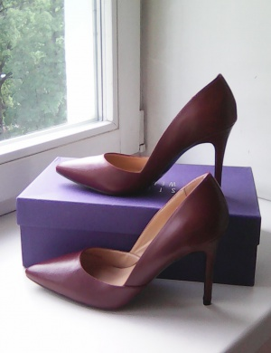 Туфли Вanana Republic новые, размер 7US
