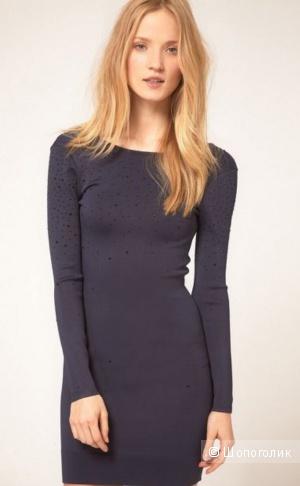 Платье French Connection Studded Bodycon Dress, размер UK 12, на  44-46 российский
