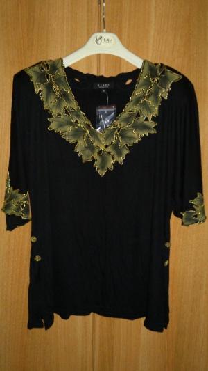 Блузка = туника, размер 50-56