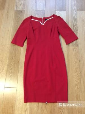 Красное платье Sportstaff р.46IT (на 44-46 росс.)