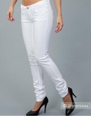 Джинсы Tom Tailor extra skinny женские белого цвета р.28