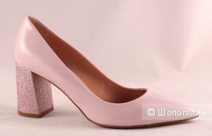 Новые туфли лак Vittorio Virgili 37 разм