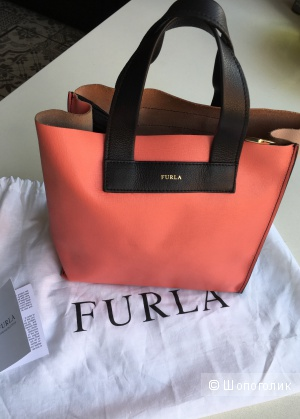 Маленькая сумка на руку Furla