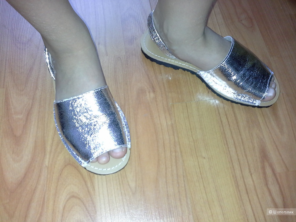 Открытые туфли,  размер 37