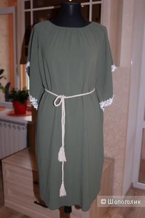 Новое платье-туника ITALY MODA, размер 46-48