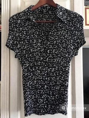 Летняя блузка Marks&Spencer,  UK 16 (наш 46-48)