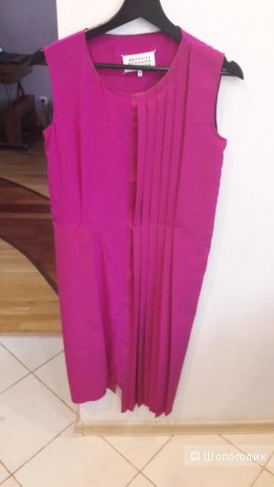 Платье Maison Margiela 100 процентный шелк маркировка 40