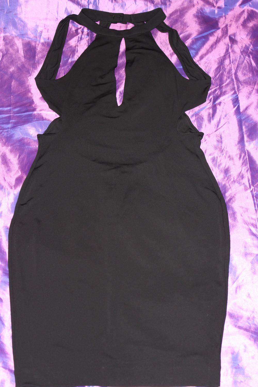 Платье DSQUARED2, Италия, размер L (На 46-48 Rus), цвет черный