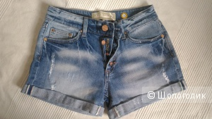 Eighth sin джинсовые шорты 25 размер