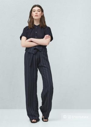 Льняные брюки M&S COLLECTION (42-44 размер)