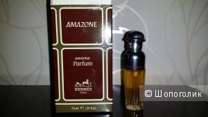 Amazone от Hermes 7.5ml винтажные  духи
