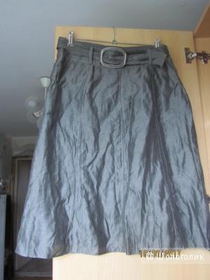 Новая льняная юбка Gerry Weber р.46