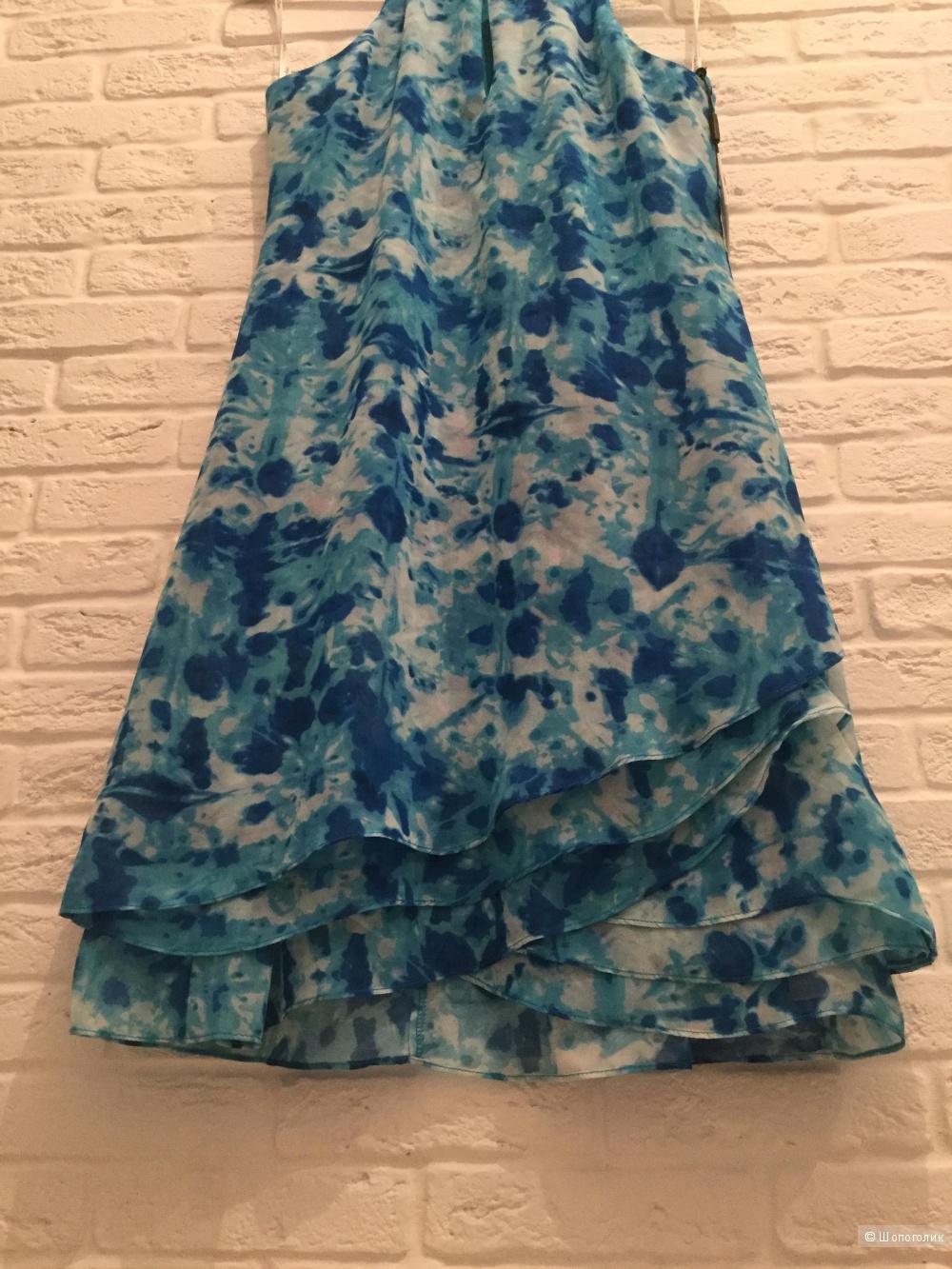 Платье летнее Calvin Klein, маркировка 2 (US)