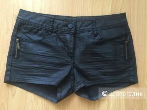 Черные шорты французской марки PIMKIE в идеальном состоянии. Размер S.