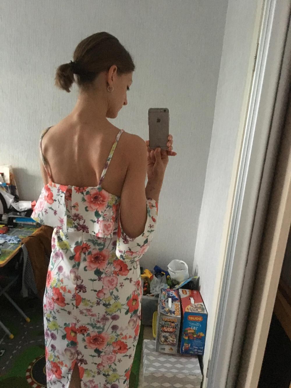 Платье Asos, размер 8