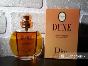 Dune Christian Dior EDT туалетная вода 50 мл