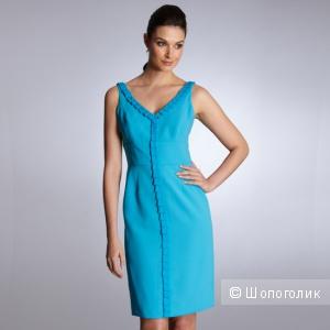 Carmen Marc Valvo collection платье р.44