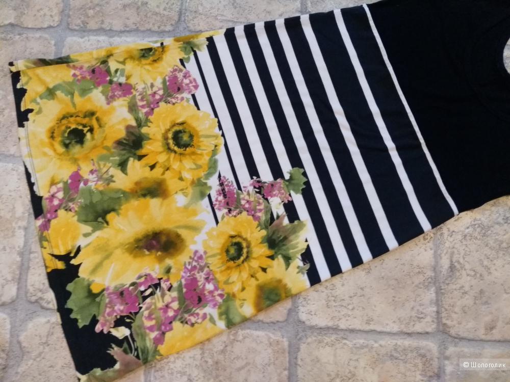 Замечательное летнее платье от Vis-a-vis 42-44 размера.