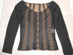 Брендовая блузка  MARCCAIN  р.42-44-46.