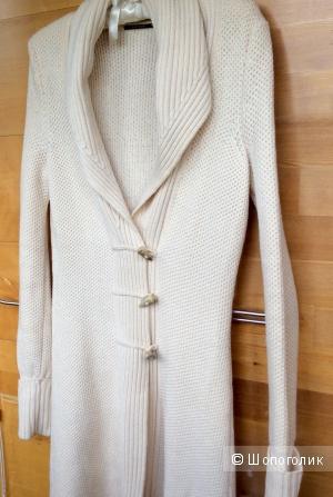 Длинный кардиган-легкое пальто ELIE TAHARI размер S/P