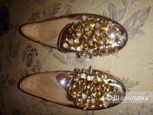 Туфли балетки 37 размер